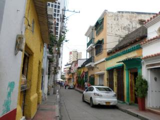 APARTMENT PER DAY IN CITY HALL!!!!! GETSEMANI, Cartagena