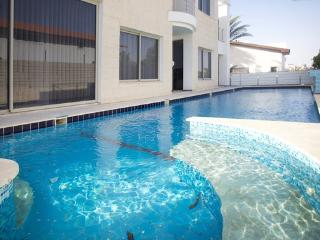 VIP villa for a holiday in Eilat.
