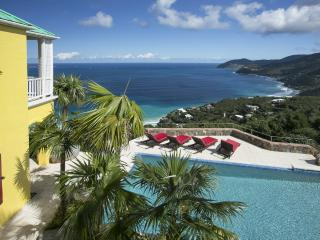 Captivating ocean views, Tortola