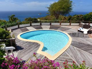 Total Privacy with expansive sea views, Anse des Flamands