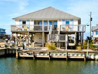 Water's Edge - Boat, Kayak or Paddle from your own backyard Dock, Dauphin Island