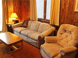 Located at Base of Powderhorn Mtn in the Western Upper Peninsula, A Simpl Duplex with Large Deck Facing Ski Hill & on Semi Private Cul-de-Sac, Ironwood