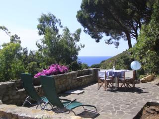 Cosy Seaview Apartment in Sant'Andrea, Elba, Patresi
