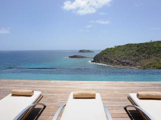 Exceptional Villa with breathtaking views, St. Barthelemy