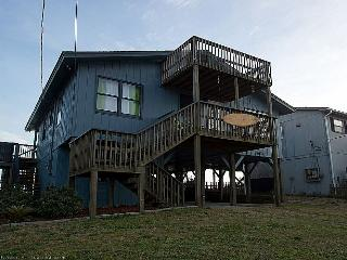 Ball Cottage - Spectacular View, Classic Beach Cottage, Oceanfront Access, Surf City