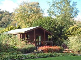 BUTTERMERE detached log cabin, shared grounds, close to Coniston in Greenodd Ref 30135, Ulverston