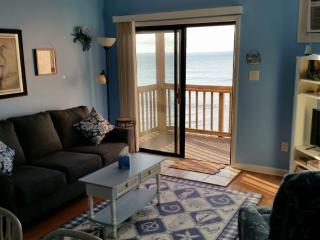 Topsail Reef 384 Oceanfront! | Building 7, Floor 3, Tennis Courts, Grill Area, Internet, North Topsail Beach