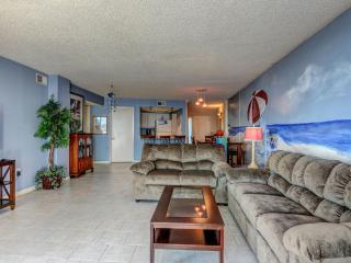 St. Regis 1107 Oceanfront! |  Indoor Pool, Outdoor Pool, Hot Tub, Tennis Courts, Playground, North Topsail Beach