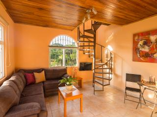 Canyon view apartment in a private gated community, Ciudad Colon