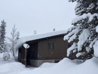 Easy Winter Access to main snowmobile trails, Island Park