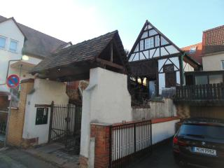 Live in a house with history and character, Weinheim