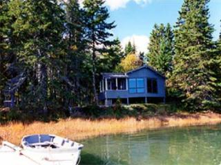 Tides: a Two Bedroom Waterfront Cottage, Southwest Harbor