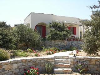 All-on-one-level ground floor villa with sea view, Agios Prokopios