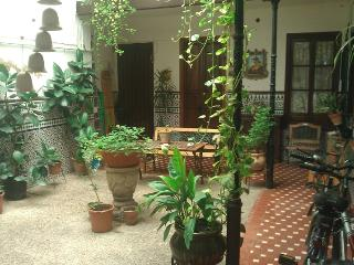 Room in a Courtyard House (Casa Patio) from 1918!, Cordoba