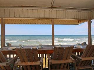 Charming Beachfront Home, Dining on the Water**05/22/16 $4160/wk, Cape San Blas
