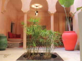 A beautiful riad in the old Medina, Marrakech