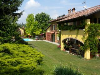 LITTLE PARADISE IN PIEDMONT HILLS - West apartm., Asti