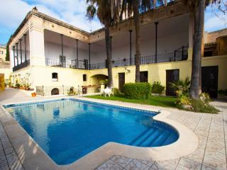 Luxurious Mansion Banyeres with 15 bedrooms for up to 28 guests, Banyeres del Penedes