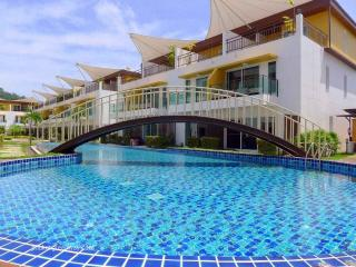 Townhome in a tranquil resort at Kamala beach