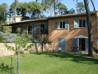 Provencal house with pool near Valbonne, Roquefort les Pins