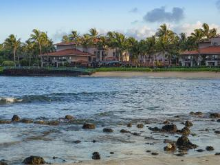 Just steps away from the sandy Poipu Beach shores, Koloa