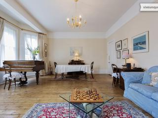 Beautiful 2 bed Victorian apartment - Sleeps 5 - Warwick Road, Kensington, London