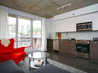 Private and bright downtown studio loft, Montreal