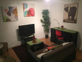 Comfortable and Private 1 BDR Apt, Ottawa