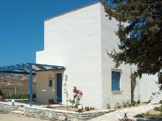 Honeymoon villa with sea view, Agios Prokopios