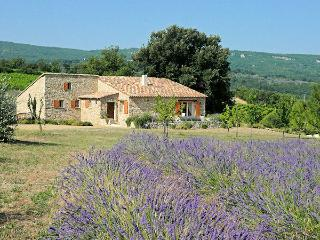 St Martin de Castillon Provence Luberon Charming landhouse 5p, eated private pool, Caseneuve