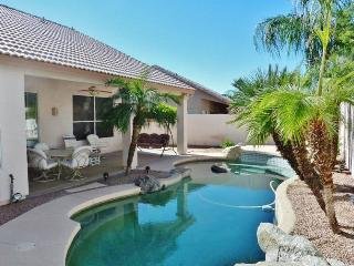 Quiet & Spacious 4BR Mesa House w/Private Outdoor Pool, Large Patio & Wifi - Near Superstition Mountain, Numerous Golf Courses & More!