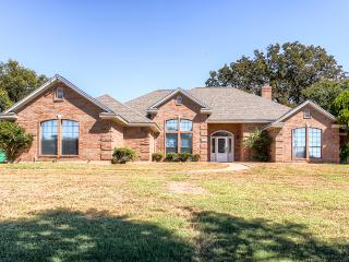 New Listing! Quiet 4BR Waco Riverfront House w/Wifi, Renovated Kitchen & Large Patio - Easy Access to Baylor Stadium, Downtown Waco, Shopping, Golf, Lake Waco & More!