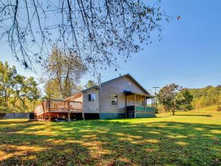 New Listing! Fully Remodeled 2BR Glen Jean Home on 2 Acres w/Wifi, New Private Deck & Secluded Wooded Mountain Views - Close to New River Gorge Bridge, White Water Rafting, Beckley & More!