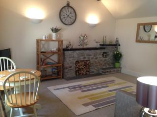 A cosy mews style apartment in Lynton town centre