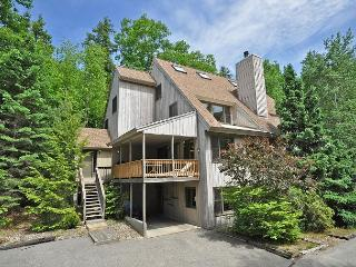 4BR Cranmore Birches Condo-2 Min to Cranmore.Cable,WiFi,Wii,Air Hockey!, North Conway