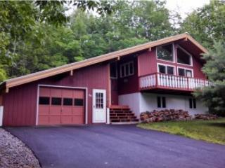 3BR Chalet Between Attitash&Wildcat! Cable,WiFi,Cozy Fireplace-Pets Welcome!, Bartlett