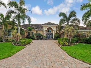 4/4.5 Estate Pool Home, Fort Myers