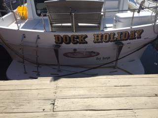 Dock Holiday 2 Bd 2 Ba Houseboat at Pilot House, Tavernier