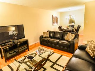 Fully furnished apartment in downtown Calgary