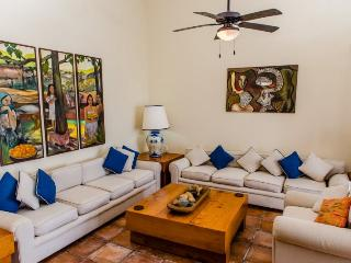 Vacation villa rental with ocean views, Puerto Aventuras