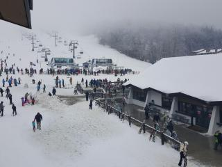 Okemo Slopeside Rental located at the Main Base!, Ludlow