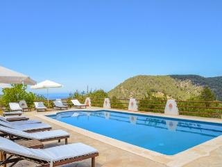VILLA 8 PAX SAN JOSE,SUNSET VIEW,SWIMMINGPOOL, Sant Josep de Sa Talaia