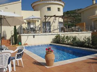 Superb detached villa with sea and mountain views, Peniscola