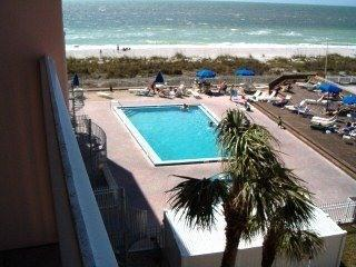 FL Beachfront Condo Gulf of Mexico, Pool, Tennis, Indian Rocks Beach