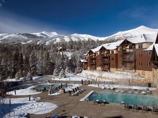5* Ski In/Out 2-bdrm -- March 20-27, 2016 ONLY, Breckenridge