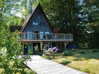 Cozy 3BR New England House on the Lake w/Suspended Fireplace - Near Hiking Trails, Skiing, & More!, Center Barnstead