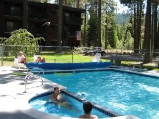 Tahoe Skiing Condo, Pool/Spa & Pope Beach, South Lake Tahoe