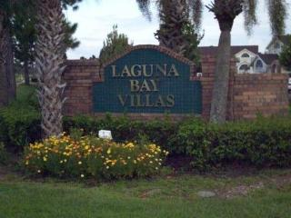 LAGUNA BAY VILLAS 1st Floor  3 bed / 2 bath CONDO, Kissimmee