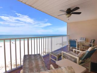 2BR/2BA DIRECT GULF FRONT CONDO PARADISE, Indian Shores