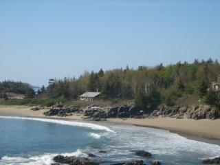 Maine Cottage on Beach, Indian Point,Georgetown ME